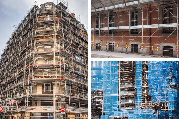 Renovar o rehabilitar la fachada un trabajo esencial