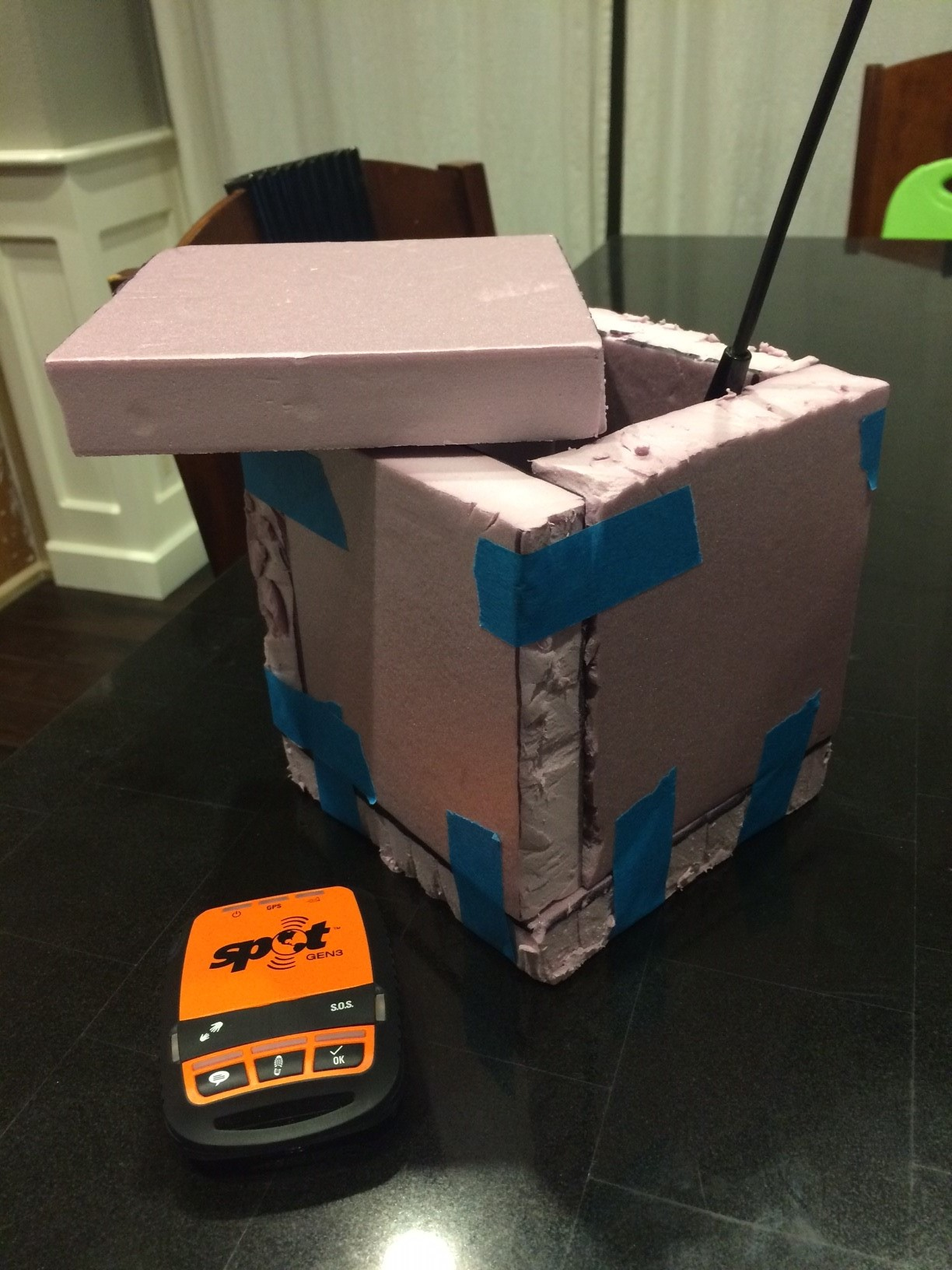 Payload Capsule v1.0 Prototype Complete!