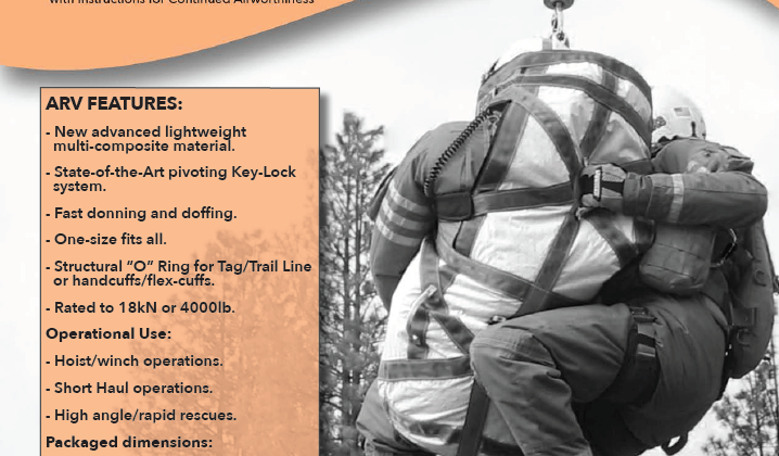 Air Rescue Vest (ARV) Manual