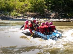 rafting Hautes-Pyrénées