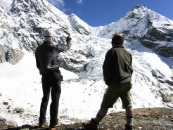 Scoping the Glacier