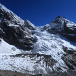 Images – Acclimatization, the Approach and first steps on Cholatse