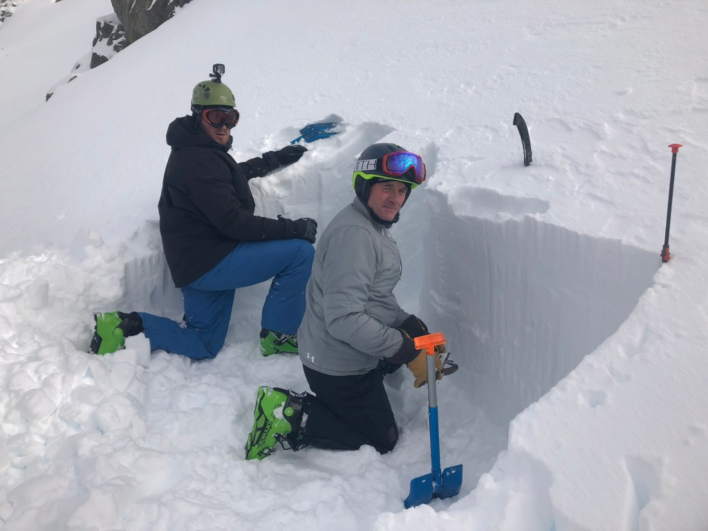 Avalanche Awareness and Backcountry Courses