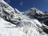 Cholaste Glacier