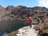 Sacred Lakes - on the way back down to the Hinku Valley
