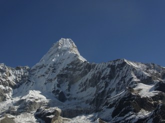 Ama Dablam and the SW ridge