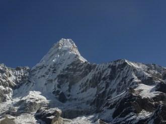 Ama Dablam and the SW ridge