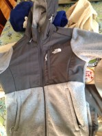 A Patagonia fleece I don't use. eBay.