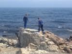 Wonderful rocks for climbing
