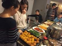 A feast
