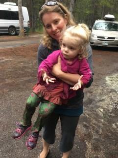Lexi got filthy!