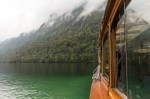 Clear alpine water