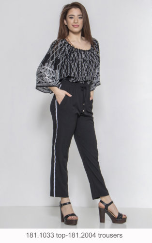 181.1033 top-181.2004 trousers