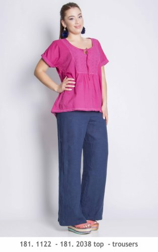 181,1122 - 181,2038 top - trousers