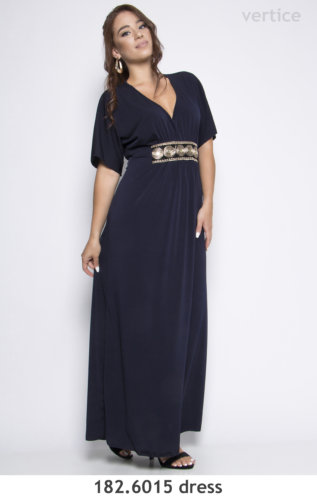 Maxi Dress Plus Size 2019