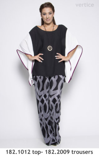 plus size trousers with tops
