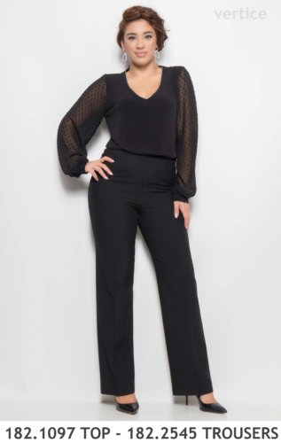 182.1097 TOP - 182.2545 TROUSERS