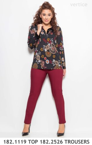 182.1119 TOP 182.2526 TROUSERS