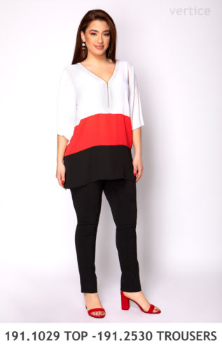 191.1029 TOP -191.2530 TROUSERS