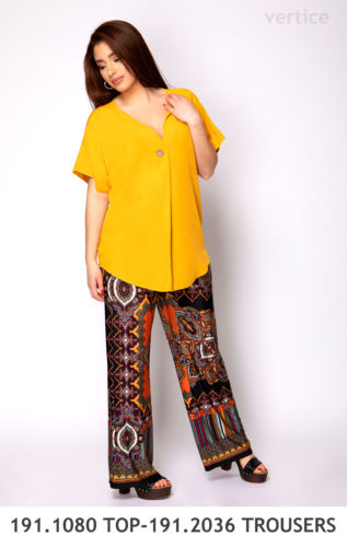 191.1080 TOP-191.2036 TROUSERS