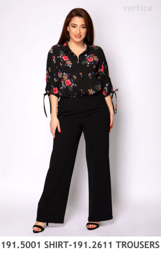 191.5001 SHIRT-191.2611 TROUSERS