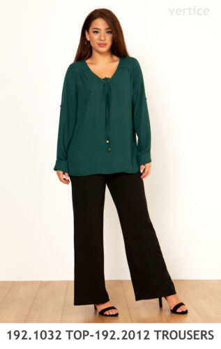 192.1032 TOP-192.2012 TROUSERS