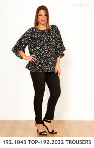 192.1043 TOP-192.2032 TROUSERS