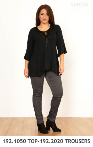 192.1050 TOP-192.2020 TROUSERS