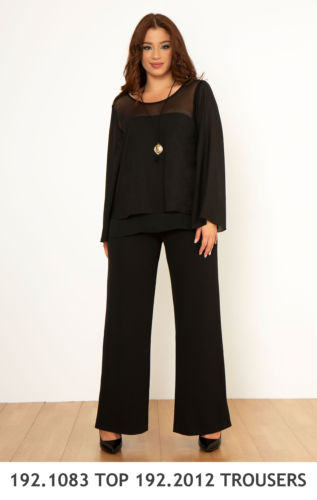 192.1083 TOP 192.2012 TROUSERS