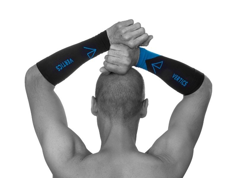 VERTICS.Sleeves Power Wellness für die Unterarme