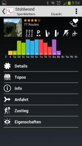 Vertical-Life Climbing App
