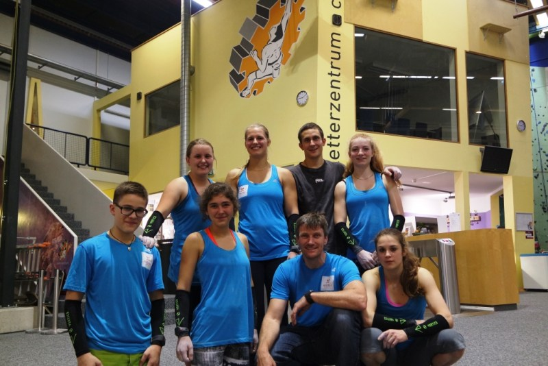 SAC Swiss Climbing Team