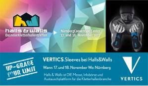 VERTICS.Sleeves @ Halls&Walls Nürnberg   Nürnberg   Bayern   Deutschland