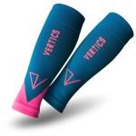 VERTICS.Sleeves petrol/pink