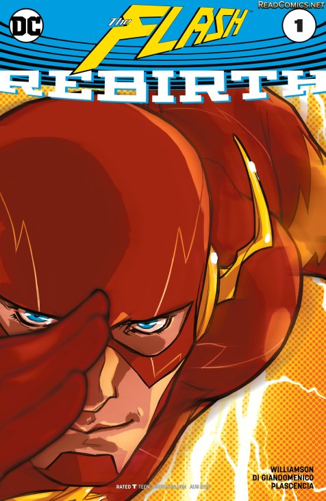 This is The Flash Rebirth #1, the first one to read.
