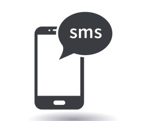 SMS with your company name