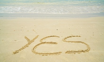 Saying Yes to Saying No!