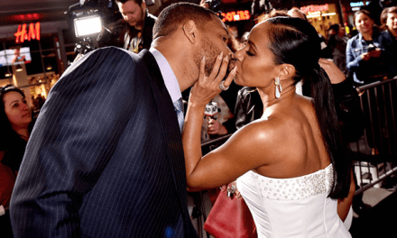"Jada Pinkett-Smith Writes Letter About ""Open Marriage"" To Will Smith"