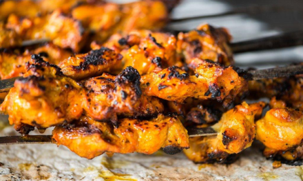 Raw Spice Bar's Tandoori Chicken