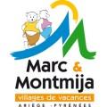 Logo Marc et Monmija - Spéléologie Ariège
