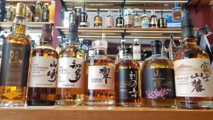 Gamme de whisky à la Cavavin de VErtou