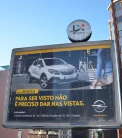 Opel Kampagne in Portugal