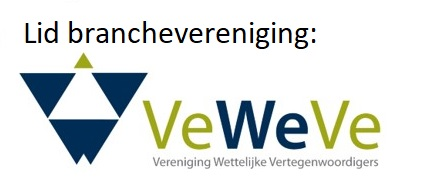Lid branchevereniging VeWeVe