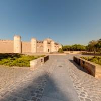 VISITA VIRTUAL PALACIO DE LA ALJAFERIA - ZARAGOZA