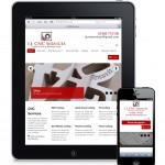 Responsive web design image