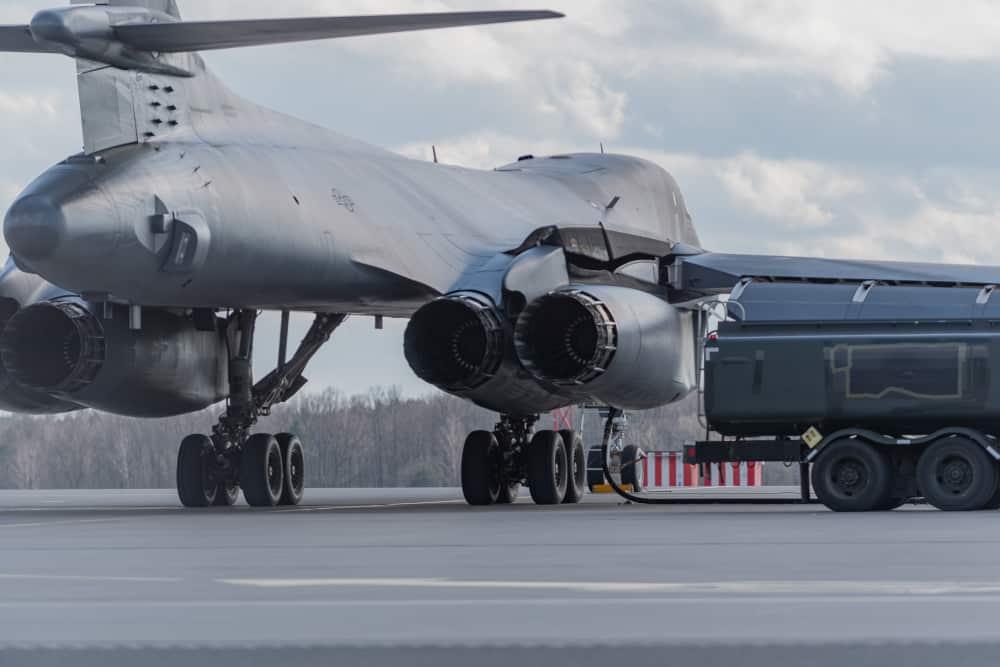 B-1B Lancer в Польше