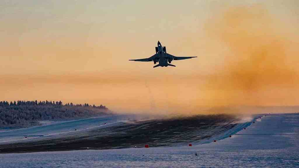 Взлёт Ту-22M3
