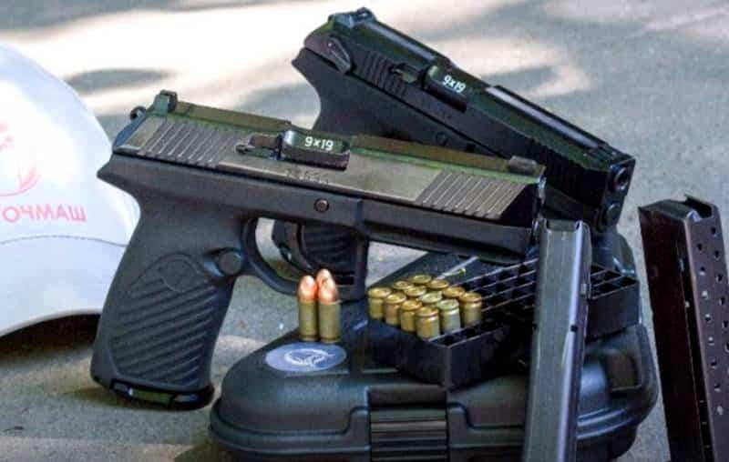 Спортивный пистолет Аспид