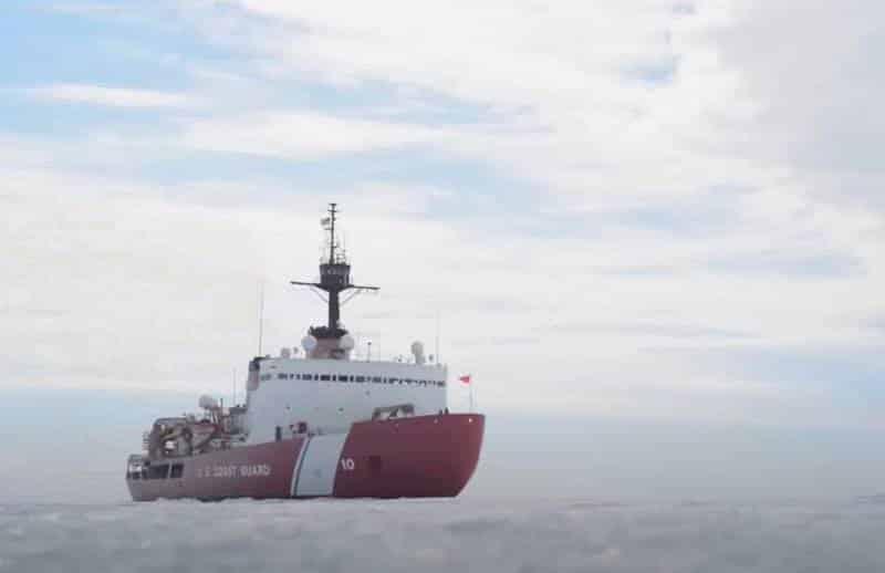 Береговая охрана США