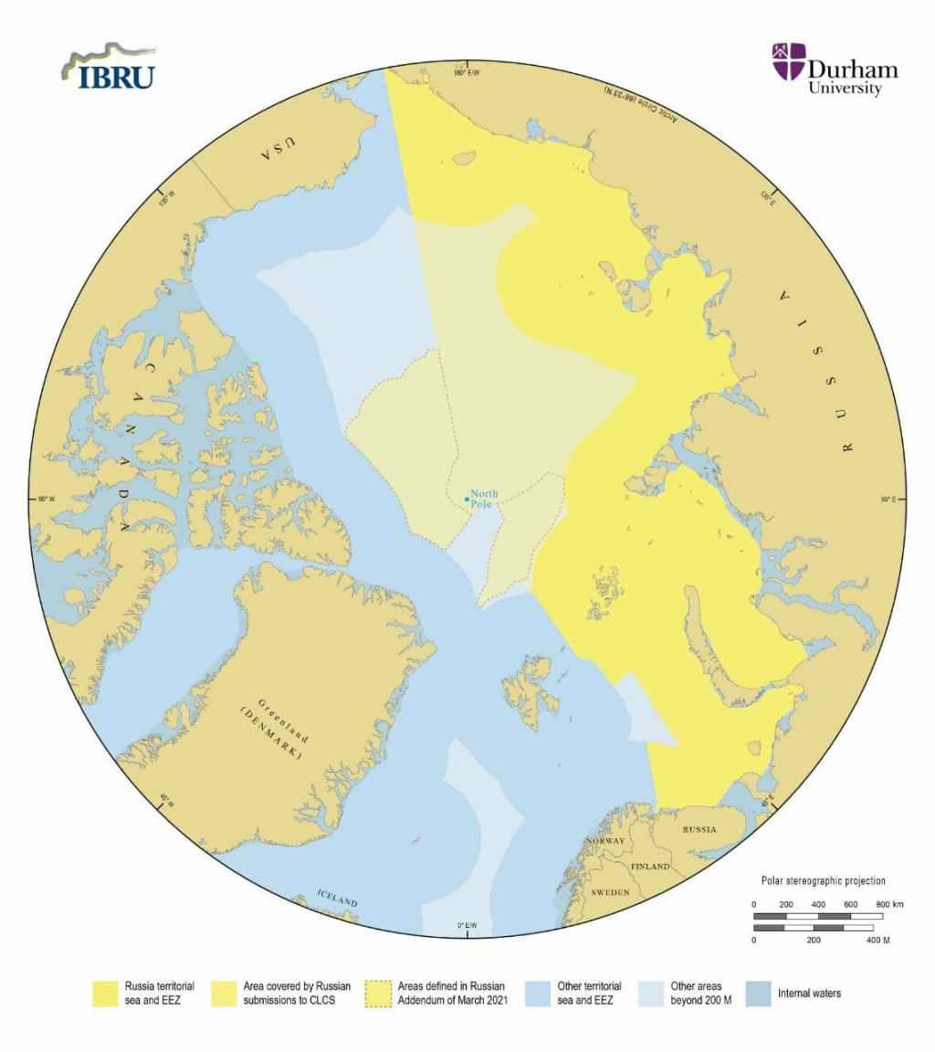 Арктический шельф